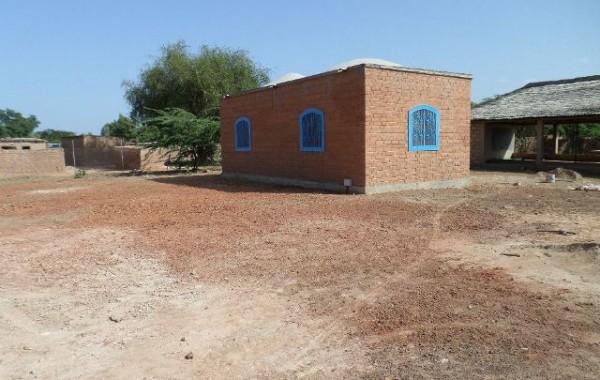 Una Biblioteca Per i Bimbi del Burkina
