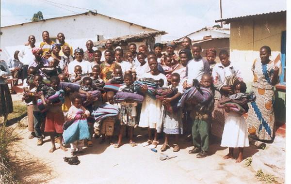 Una speranza per gli orfani e i giovani